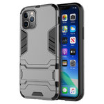 Slim Armour Tough Shockproof Case for Apple iPhone 11 Pro Max - Grey